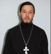 Иерей Александр (Бахтияр) Ахматович Шерматов