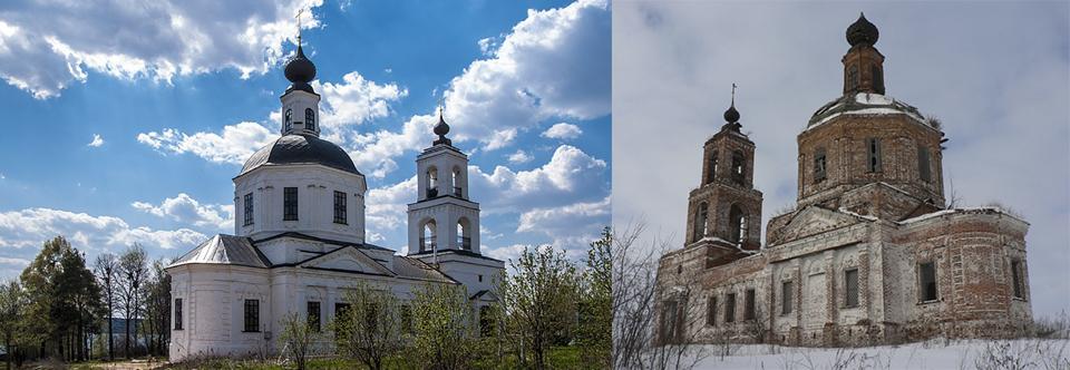 О восстановлении храма