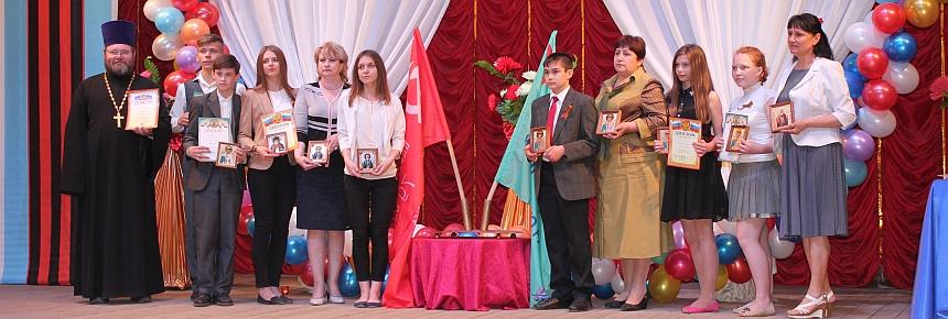 Кагальницкий район провел IV Фестиваль одаренных детей — 2015